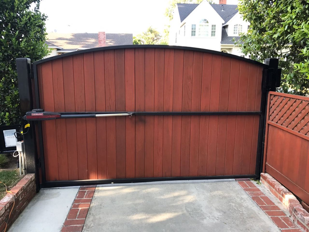 Driveway Gate Repair Garage Door And Gates