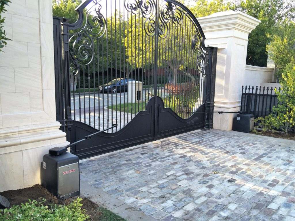 Electric Gate Repair Los Angeles